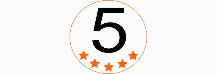 Top 5 casino bonus