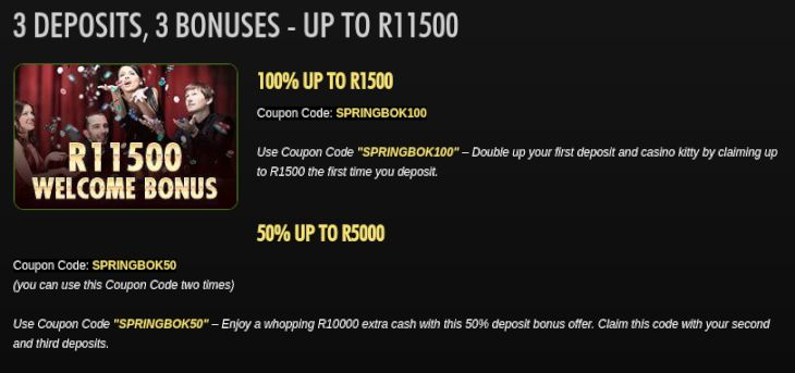 Casino Review for 2021 - A New Casino for South African Gamblers