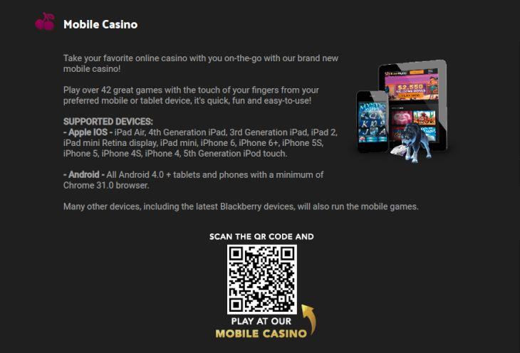 Desert nights casino app